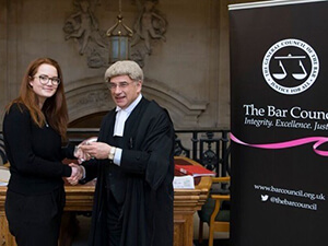 Wilmslow High School wins the 2018 National Bar Mock Trial